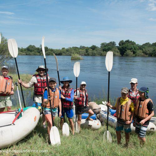 Wild Horizons Canoe Multi Day 24