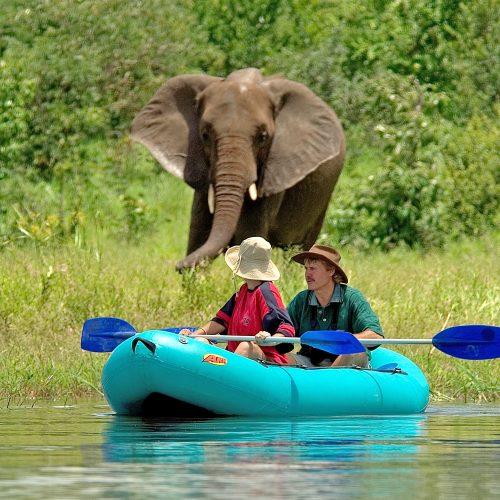 Wild Horizons Canoe Trip 1